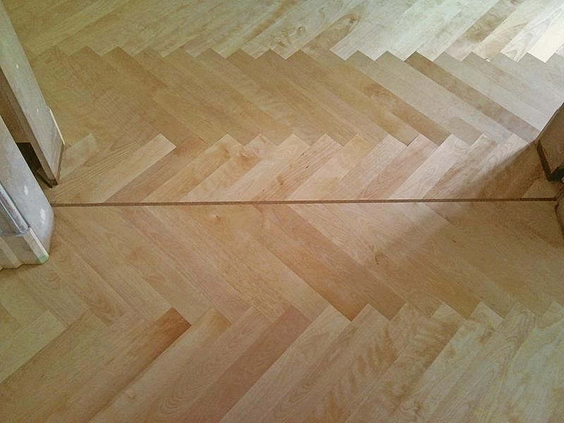 Massivholz Diele Birke Select 03