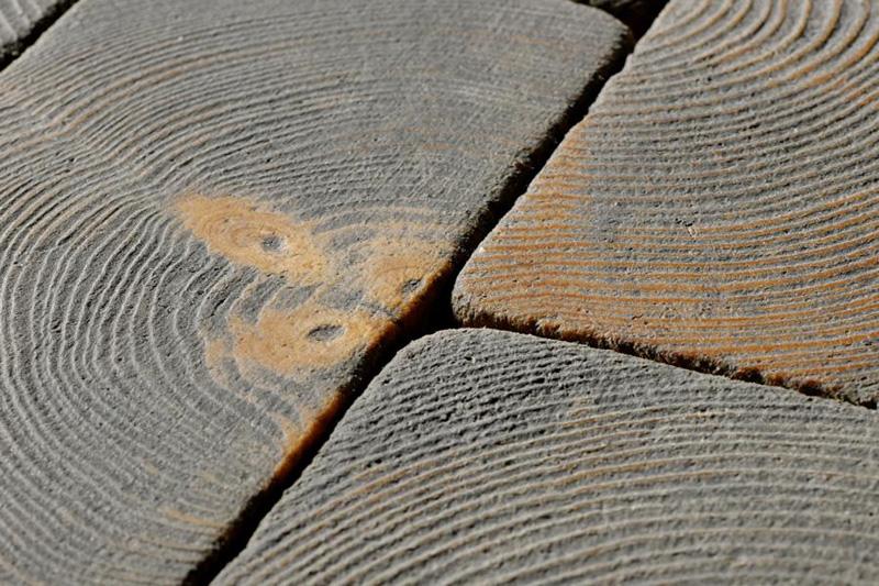 Holzpflaster 10