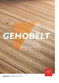 HAFRO Parkett - Gehobelt Dry Age