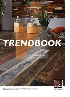 HAFRO Parkett - Trendbook